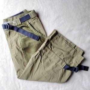 Puma Drawstring Athletic Pants